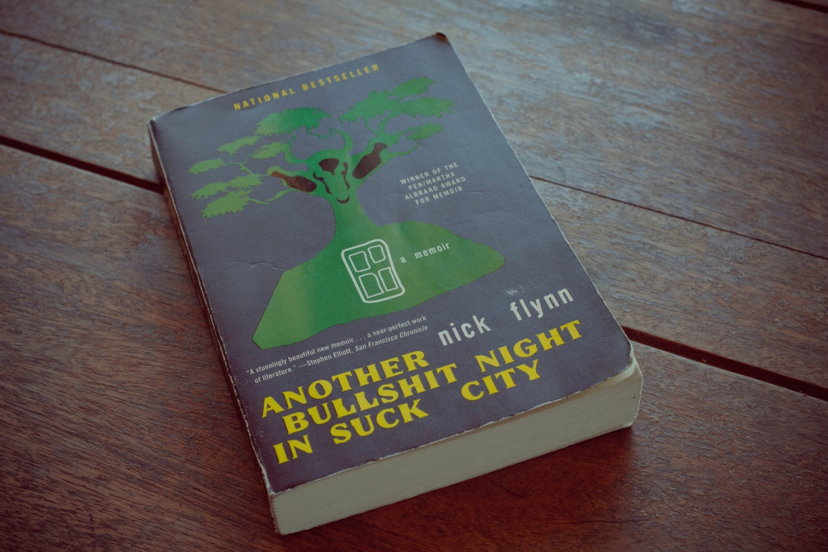 Book: Another Bullshit Night in Suck City