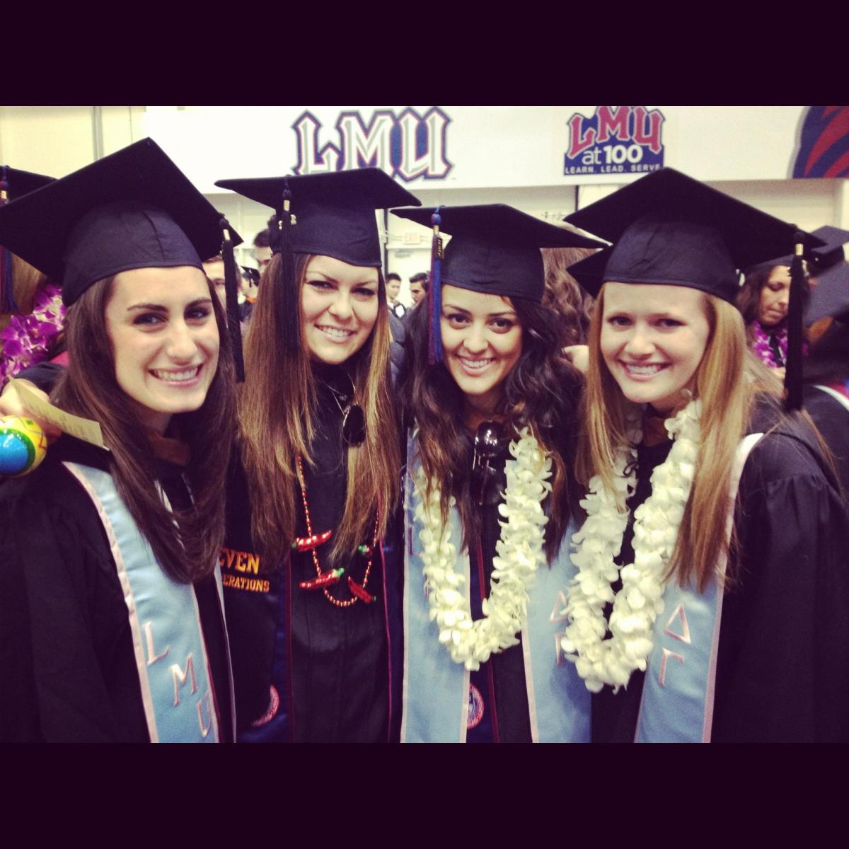 Blog: Advice to a College Grad
