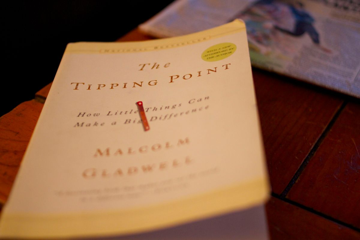 Book: The Tipping Point
