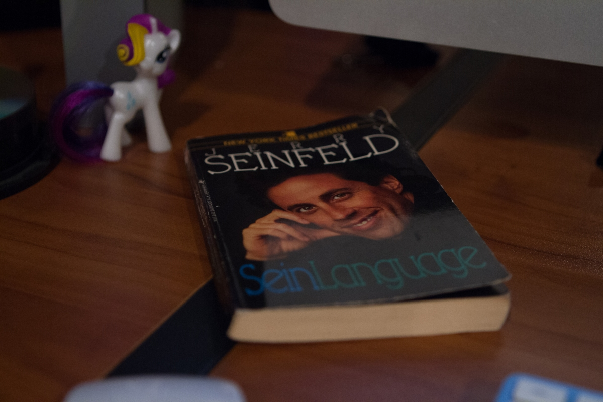 How Jerry Seinfeld Taught Me How to Find the Moment