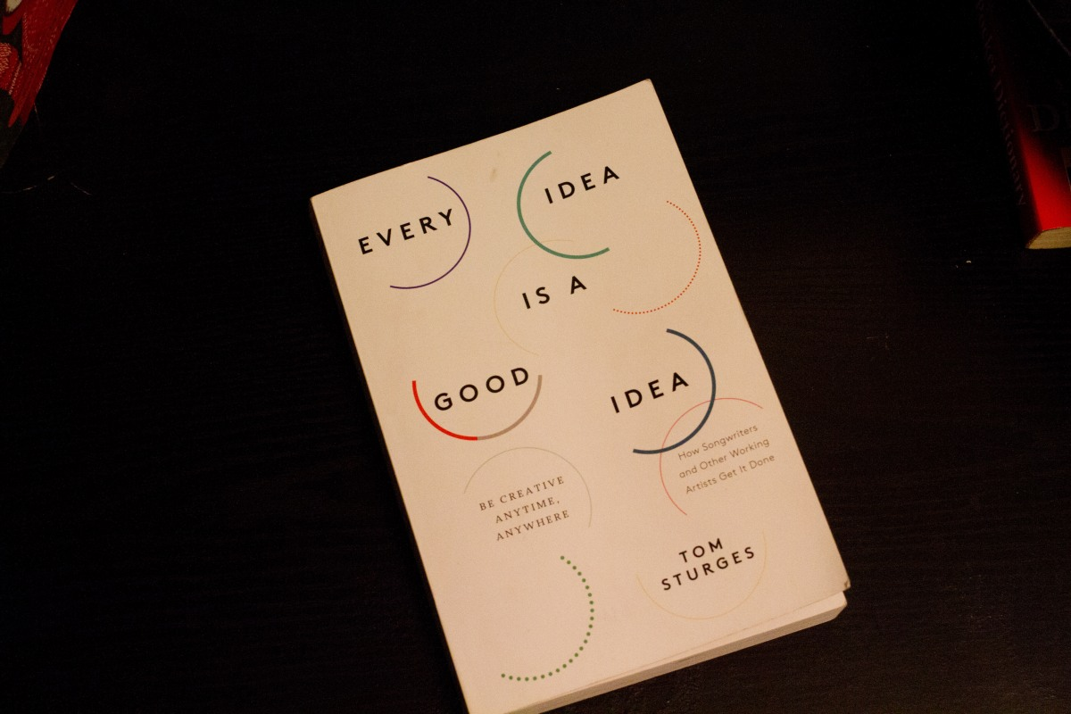 Book: Every Idea is a Good Idea
