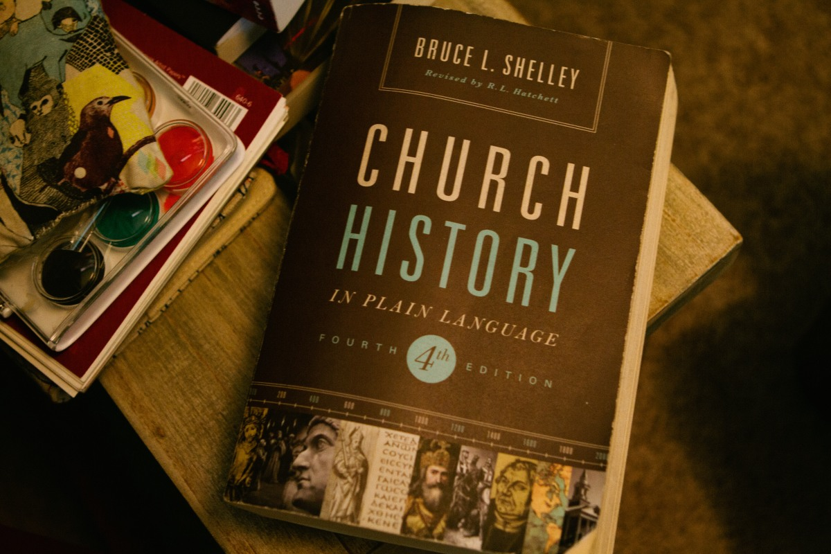Book: Church History in Plain Language